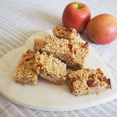 Apple bars - Aden and Anais