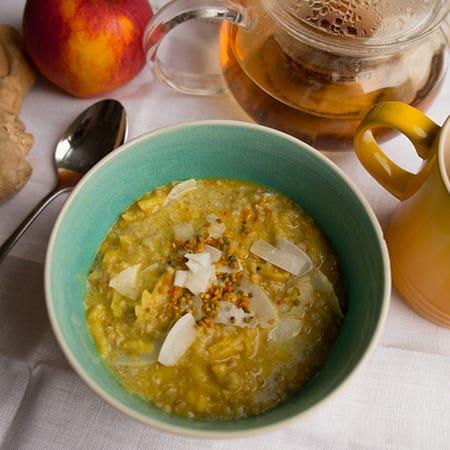 Porridge - Aden and Anais